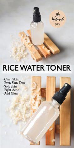 Face Skin Care, Diy Skin Care, Haut Routine, Toner For Face, Natural Face Toner, Homemade Skin Care, Homemade Face Toner, Homemade Scrub, Homemade Products