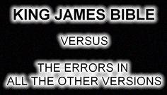 http://mackquigley.wordpress.com/2012/03/28/king-james-bible-only/