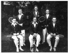 Image result for 1920's tennis players
