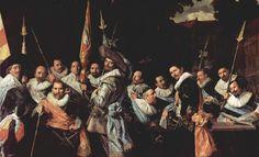 Картинки по запросу франс халс встреча офицеров роты св адриана в храме