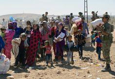 samaritan's purse syrian refugees - Google Search