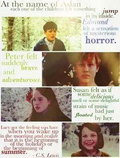 Narnia - The name of Aslan QOTD: Who would you be? Lewis did a great job writing the book Peter Pevensie, Susan Pevensie, Edmund Pevensie, Lucy Pevensie, Tolkien, Percy Jackson, Narnia 3, Chronicles Of Narnia, Cs Lewis