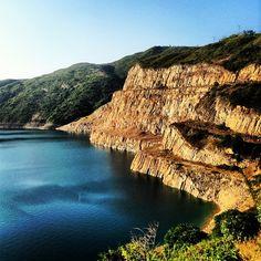 High Island Reservoir East Dam (萬宜水庫東壩) #allabouthongkong