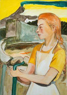 Rosa Loy, 'Warnung,' 2012, McClain Gallery