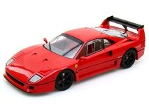Ferrari F40 Light Weight LM Wing Hi-End Edition 1/18 Red