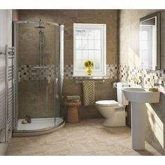 Vita Light Cappuccino Ceramic Wall tile 25cm x 40cm PLUS Tile Spacers Bathroom Windows, Small Bathroom Window, Small Bathrooms, Master Bathroom, Window In Shower, Plumbing, New Homes, Bathtub, Tips