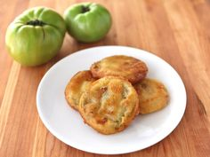 Fried Green Tomatoes - Vintage Southern Recipe