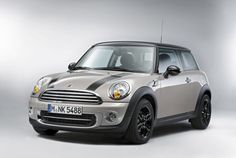 I so want this Mini cooper!