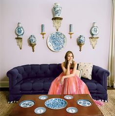 The Manhattan apartment and Hamptons country house of Estée Lauders global creative director