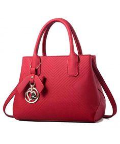 Handbag Cute Orangutan Genuine Leather Tote Rivet Bag Shoulder Strap Top Handle Women