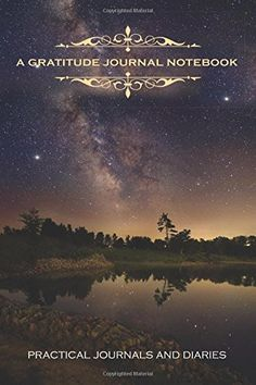 A Gratitude Journal Notebook (Practical Journals and Diaries) (Volume 8) by Joan Marie Verba http://www.amazon.com/dp/1936881330/ref=cm_sw_r_pi_dp_MhjGwb0ZNJXV6