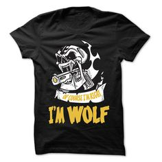 (Tshirt Discount) Of Course I Am Right I Am WOLF 99 Cool Name Shirt [Hot…