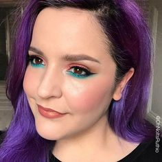 """""""XP"""" is such a beautiful real color! Looking fabulous as always @ohnoitsruthio. :) Preorder the RPG Collection this color is part of at the link in profile! • • • • #EspionageCosmetics #lotd #motd #eotd #fotd #MUA #makeup #cosmetics #crueltyfreemakeup #CruetlyFreeBeauty #CrueltyFree"""
