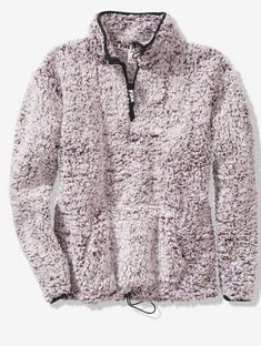 Victoria's Secret Pink Sherpa Half Zip Pullover,L,New - pinpon.site/fashion Victoria's Secret Pink Sherpa Half Zip Pullover,L,New Victoria Secret Outfits, Victoria Secret Pink, Victoria Secret Clothing, Victorias Secret Clothes, Pink Outfits, Casual Outfits, Cute Outfits, Fashion Outfits, Vs Pink Outfit