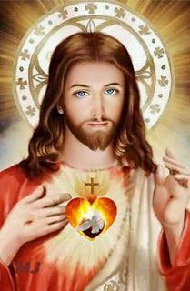 Jesus Our Savior, Heart Of Jesus, Jesus Is Lord, Cross Pictures, Pictures Of Jesus Christ, Names Of Jesus, Bright Colors Art, Jesus E Maria, Jesus Photo