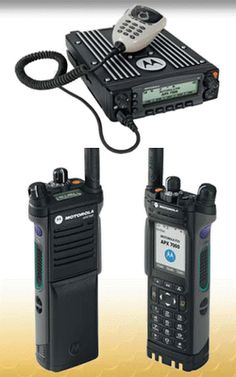 Amateur Radio Software: Motorola APX7000 CPS R01.00.00 set up a base camp command center
