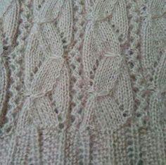 Hand Knitting Women's Sweaters Knitted women's vest, cardigan, sweater financing Baby Hat Knitting Patterns Free, Knitting Machine Patterns, Knitting Stiches, Lace Knitting, Knitting Designs, Knit Patterns, Knitting Projects, Crochet Motif, Knit Crochet