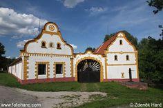 Česko, Bavorovice - Selské baroko
