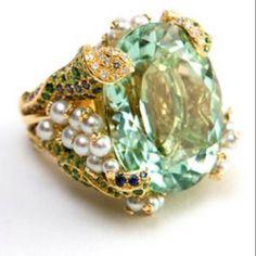 Rosamaria G Frangini | High Green Jewellery | Dior