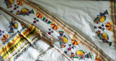 Fabric Painting Designs for Sarees