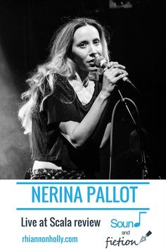 """Latest blog: my review of Nerina Pallot at Scala London (inc set list and gallery)  """"She has the sound. She has just enough fury.""""  #NerinaPallot #Scala #livemusic #gigs #gigreview #soundandfiction"""