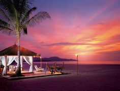 Book Shangri-La's Rasa Ria Resort Kota Kinabalu close to Tuaran in Sabah. Kota Kinabalu, Fiji Travel, Asia Travel, Romantic Vacations, Dream Vacations, Romantic Escapes, Romantic Places, Romantic Getaways, Beautiful Places In The World