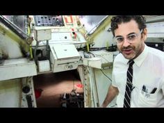 AI Interview: Tom Sachs at Park Avenue Armory - YouTube