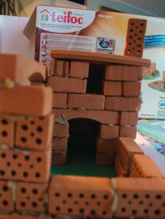 Real Bricks Construction Toy for Kids: Teifoc Review