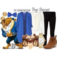 Disney Bound - The Beast