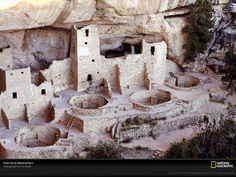 Ruinas de Mesa Verde