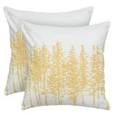Iver Pillow  This print would look so pretty on a grey tweed!