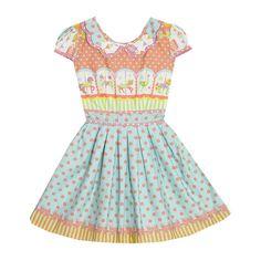 OH MY GLOB. Carousel Fun Dress