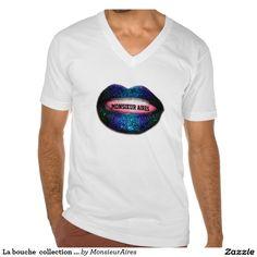 La bouche  collection ... t-shirt