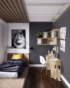 Affordable Bedroom Decor Ideas For Your Little Boys 55