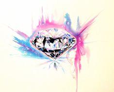 Diamond by Lucky978.deviantart.com on @deviantART