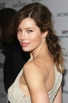 If Jessica Biel DOES Marry Justin Timberlake, Which Of These 7 Hairstyles Should She Wear?: Save the Date