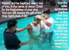 According to the Bible, Christian baptism is important because it is a step of obedience - publicly declaring faith in Christ and commitment to Him - an identification with Christ's death, burial, and resurrection. In baptism, the action of being immersed in the water symbolizes dying and being buried with Christ. The action of coming out of the water pictures Christ's resurrection. http://www.gotquestions.org/Christian-baptism.html