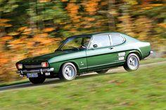 Ford Capri, Taunus und Granada im Fahrbericht: 3 Kult-Coupés aus Köln