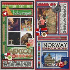 Mexico & Norway