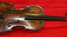 The violin that was played as the Titanic sank was sold at an auction Saturday for more than $1.6 million, which is a Titanic auction record. (via @Matty Chuah Associated Press)