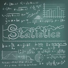 Statistic math law theory and mathematical formula equation doodle chalk handwriting icon with graph chart and diagram in blackboard background, create by vector Spss Analysis, Math Problem Solver, Math Wallpaper, Regression Analysis, Science Words, Powerpoint Design Templates, How High Are You, Doodles