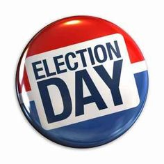 Remember to vote today