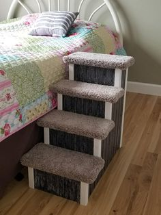271 Best Dog Stairs 24 Inches High Images Big Dogs Dog Stairs