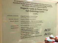 Hull & Hull LLP is proud to have contributed to yesterday's opening of The Hogarth Family & Pioneer Energy Ophthalmology Centre at McMaster Children's Hospital #health #wellness #ontario