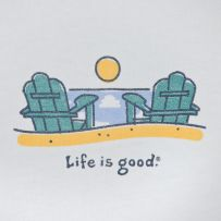 Beach Adirondacks @ http://www.lifeisgood.com/shop/women/womens-shirts-life-is-good-tees/womens-tops,default,sc.html