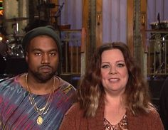 NEWS/ Kanye West Is Having the Time of His Life in This Saturday Night Live Promo #Entertainment_ #iNewsPhoto