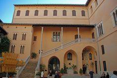 Palacion Ducal (Gandia)      Fuente ... objetivocadiz.lavozdigital.es