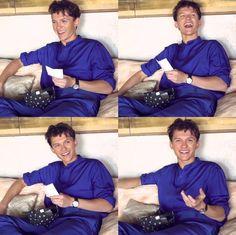 He's so cuute *--* Tom Holland ♥♥♥