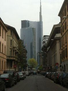 Milano, passato e futuro.