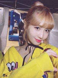 Shared by ma_yu_scandal. Find images and videos about kpop, twice and momo on We Heart It - the app to get lost in what you love. Nayeon, Rapper, 2ne1, Girls Generation, K Pop, Dahyun, Hirai Momo, Entertainment, K Idols